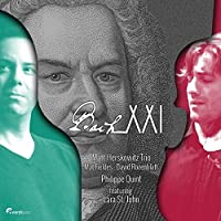 Bach XXI by Matt Herskowitz: piano