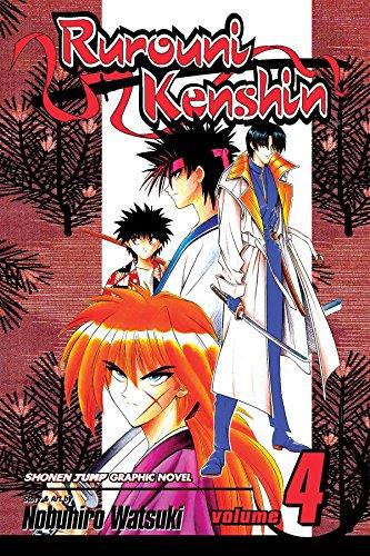 Rurouni Kenshin vol.4: DualConclusions (Rurouni Kenshin (Graphic Novels))