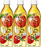 キリン 午後の紅茶 Fruits and Tea リフレッシングアップル 500ml×3本