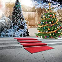 GooEoo 10x10ftクリスマステーマビニール写真の背景CPの背景JLT-9352