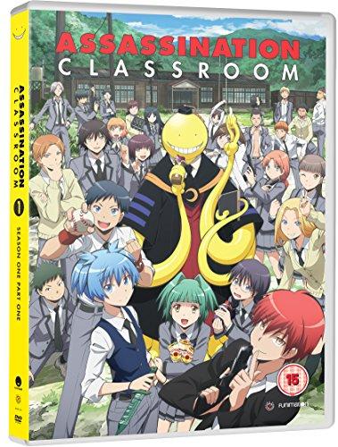 暗殺教室 第1期 コンプリート DVD-BOX1 (1-11話, 275分) あんさつきょうしつ 松...