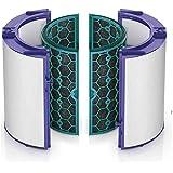 TIMISONL 空気清浄機能付ファン交換用フィルター ダイソン DP04 TP04 HP04 用