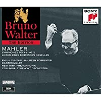 Mahler: Symphonies 1 & 2 (1995-01-24)