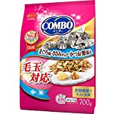 コンボ コンボ キャット 毛玉対応 まぐろ味・ささみチップ・かつお節添え 700g