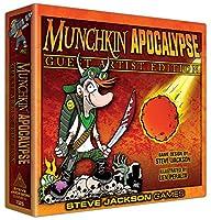 Munchkin Apocalypse Guest Artist Edition: Len Peralta