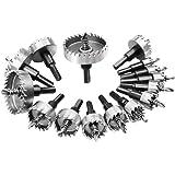 BEESUM HSSドリルビット ホールソーセット 15-53mm 15PCS 15本セット