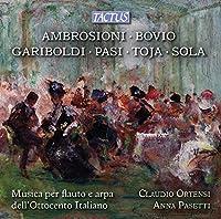 Musica per flauto e arpa dell'Ottocento Italiano