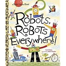 LGB Robots, Robots Everywhere!