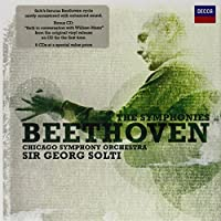 Beethoven: The Symphonies (Decca Collectors Edition) by Chicago Symphony Orchestra (2007-09-11)