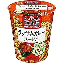 マルちゃん 世界のグル麺 ラッサムカレーヌードル 76g×12個