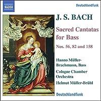 Cantatas Nos 56 82 158