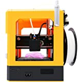 Tresbro Creality Cr-100 Mini 3D Printer with Fully Assembled and Intelligent Leveling, Best for Kids Children Beginner Studen