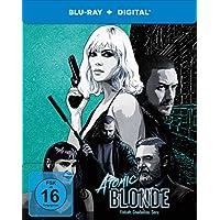 Atomic Blonde-Blu-Ray-Steelbook-Exklusiv
