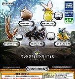 モンスターハンター:ワールド 環境生物図鑑 [全5種セット(フルコンプ)]