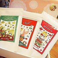 カフェインレス紅茶 選べる3点ギフトセット・箱入りギフト包装済み(妊婦さん・授乳中の方・出産祝い)ノンカフェイン (【ベーシックセット】アールグレイ・セイロン・アップル)