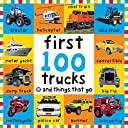 First 100 Trucks (Bright Baby)