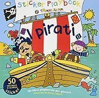 I pirati. Con adesivi