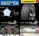 ダンロップ スタッドレスタイヤ 155/65R14 ウインターマックス WM01 4本セット