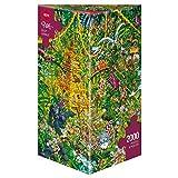 Deep Jungle Puzzle: 2000 Teile