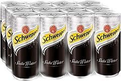 Schweppes Soda Water, 320ml, (Pack of 12)