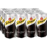Schweppes Soda Water, 320ml, (Pack of 12)