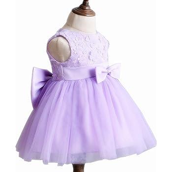 f76f7fd4c705a giminuoベビー ドレス 結婚式 フォーマル 女の子 ワンピース ヘアバンド 付き 赤ちゃん お宮参り 出産祝い (6,3-6ヶ月
