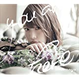 you are here[BD付・初回限定盤](CD+BD+PHOTOBOOK)