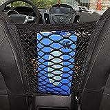 [9 MOON] ハンギングオーガナイザーホルダーシートバッグメッシュネット SUV 車用 ラゲッジ ネット ハリアー CX-5 エクストレイル フォレスター 等