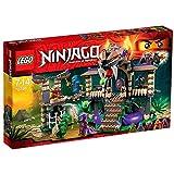 レゴ (LEGO) ニンジャゴー アナコン神殿 70749