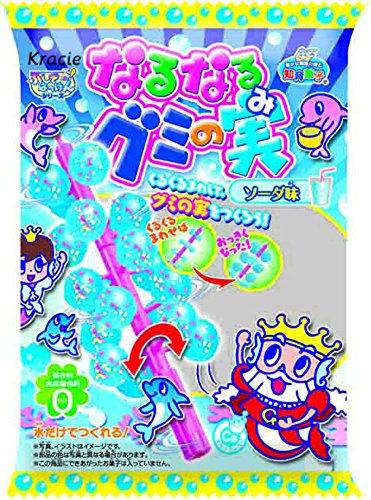 なるなるグミの実 ソーダ味 10個入(食玩・知育菓子)