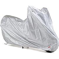 デイトナ バイクカバー SIMPLE シルバー 3L 耐熱パッド付属 撥水コーティングオックス生地 150デニール 97963