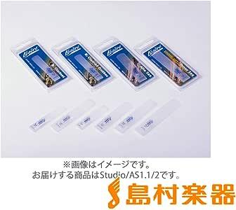 Legere レジェール 樹脂製リード オリジナルシリーズ アルトサクソフォン用 スタジオカット [硬さ:1-1/2] 【国内正規品】