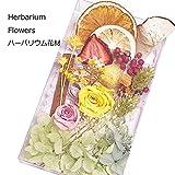 ハーバリウム 花材セット (フルーツイエロー)