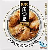 K&K 缶つまプレミアム みやざき金ふぐ 油漬け 135g