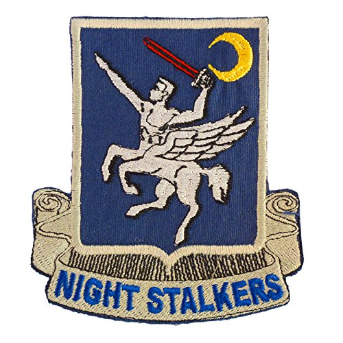160th SOAR Night Stalkers Airborne Regiment Operation Red Wings ベルクロ面ファスナー パッチ Patch