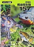 日本の爬虫両生類157 (ポケット図鑑) 画像