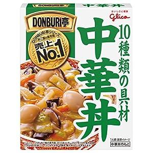 江崎グリコ DONBURI亭中華丼 210g