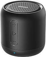 Anker SoundCore mini (コンパクト Bluetoothスピーカー)【15時間連続再生 / 内蔵マイク搭載/micro SDカード & FMラジオ対応】(ブラック)