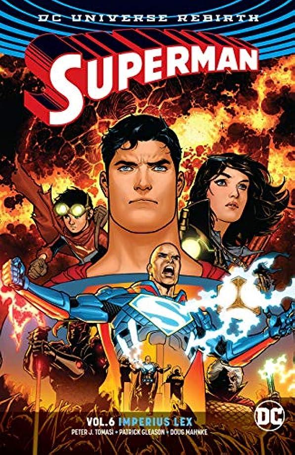 雑草足音出発Superman (2016-) Vol. 6: Imperius Lex (English Edition)