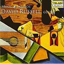 Music Of Agustin Barrios Mangore