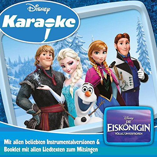 Disney Karaoke Series: Die Eiskoenigin (Frozen): Original Soudtrack