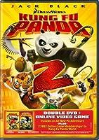 Kung Fu Panda 2/Kung Fu Panda: Secrets of the Mast [DVD]