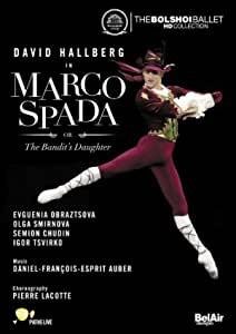 Marco Spada Or the Bandits Daughter [DVD]