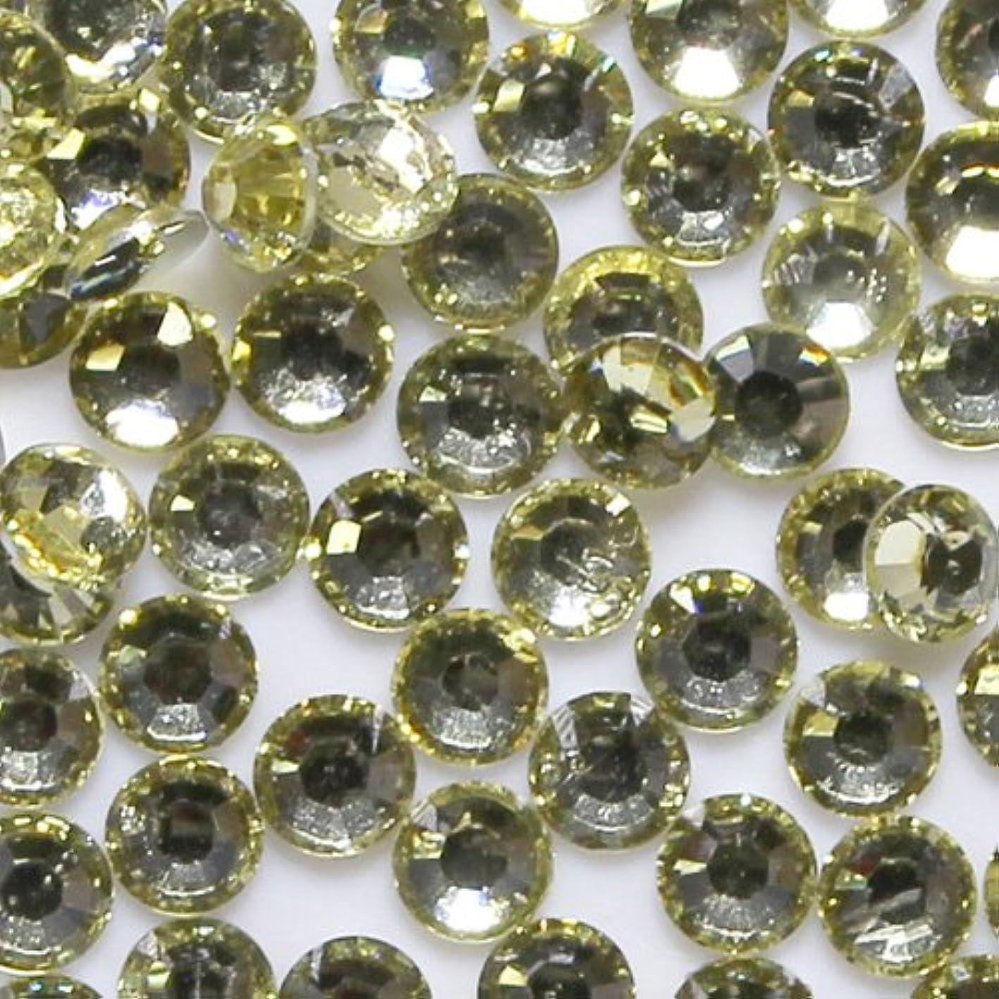 予防接種範囲ペンフレンド高品質 アクリルストーン ラインストーン ラウンドフラット 約1000粒入り 4mm ジョンキル