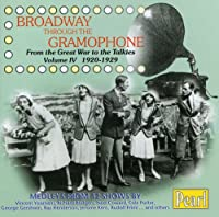 Broadway Through the Gramophone Vol. 4