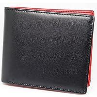 (ブリスレザー) BlissLeather 【一流の牛革を使用】高級 本革 レザー 二つ折り財布 大容量 ボックス付き 10198_f