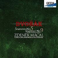 ドヴォルザーク:交響曲第5番、第9番「新世界より」
