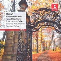 Brahms: Piano Concerto No.1 & Handel Variations