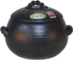 三铃窑煮米饭锅日本制万古烧三合