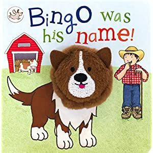 Bingo Was His Name! (Little Learners)